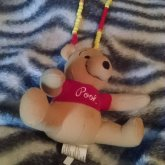 POOH BEAR NECKLACE