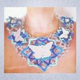 Butterfly Goddess Necklace