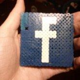 Perlerbead Facebook Logo