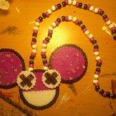 Deadmu5 Kandi Necklace