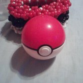Pokeball 3D Front