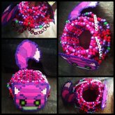Cheshire Cat Cuff - ORIGINAL IDEA