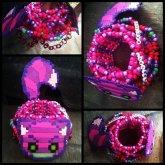 Cheshire Cat Cuff - ORIGINAL IDEA