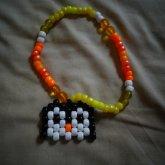 Penguin Necklace.