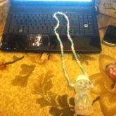 Honey Jar Necklace