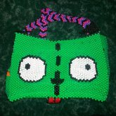 My Gir Bag. (first Bag I Ever Made So It Actually Has Many Mistakes)