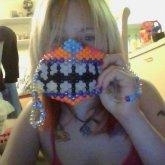Cheshire cat mask