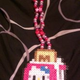 Meh Hello Kitty Toaster Necklace C: