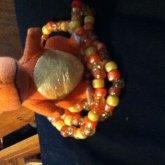 Charmander Plush Necklace