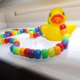 Rubber Duckie Necklace ^o^