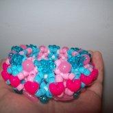 Bubblegum Inspired 3D Cuff!!
