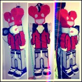 Full Body Deadmau5 Backpack 26 In