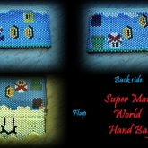 SUPER MARIO WORLD HAND BAG