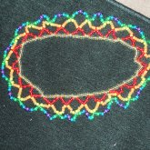 Rainbow Belt/skirt Thing
