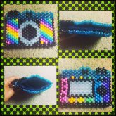 My Rainbow Camera Wallet