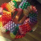 Peyote Chain Link Cuff~