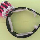 Top Hat Thinq On Headband /.