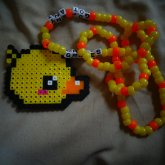 Duck Necklace.