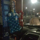 Kandi Tardis In The Car :)