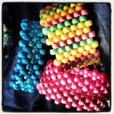 Multi-color Cuffs