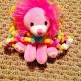 Small Pink Lion Cuff