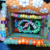 Puppy Paws Kandi Box Inside