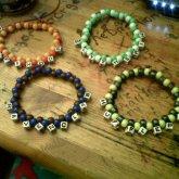 Harry Potter House Bracelets