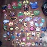 Most Of The Perlers I Made