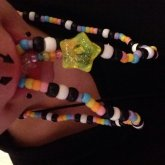 Kandi Necklace :3 Allllll The Simplicity!