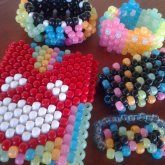 Made Some Kandi For My Bestfriend.