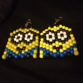 Some More Minion Keychains!