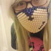 Le Me In A Sonic Mask