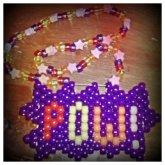 Pow ! Necklace For KandiKittie