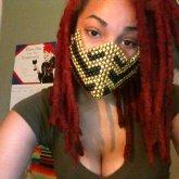 Scorpion Mask