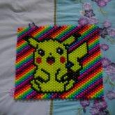 Pikachu Bag Panel