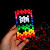Rainbow Gameboy