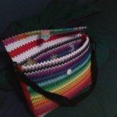 Rainbow Kandi Bag