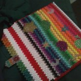 Rainbow Kandi Bag II