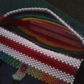 Rainbow Kandi Bag III