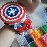 Captain America Cage