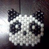 Panda Cat .