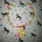 Fluttershy Blind Bag Pony Necklace
