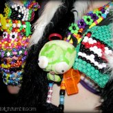 Some Of Kandi + Kandi Bra.