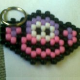 Purple And Pink Monkey