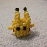3D Pikachu Front