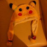Kandi-fied Pikachu Hat