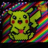 Pikachu Bag Front