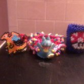 Munchlax Cuff And Some Other Things :D Haha