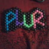 PLUR Thing That's Now On A Necklace.