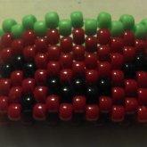 Kawaii Strawberry Cuff:)
